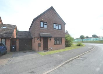 Thumbnail 3 bed link-detached house for sale in Clements Mead, Tilehurst, Reading