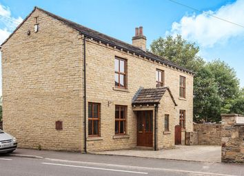 Thumbnail 3 bedroom detached house for sale in Bradford Road, Bailiff Bridge, Brighouse