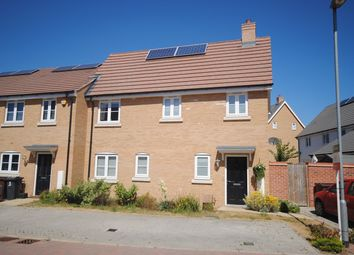 Thumbnail 2 bed end terrace house for sale in Cowlin Mead, Chelmsford