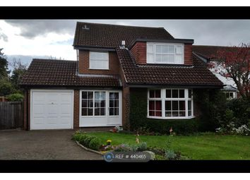 Thumbnail 4 bed detached house to rent in Mountbatten Close, Stratford-Upon-Avon