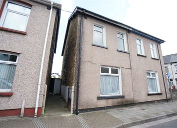 Thumbnail 3 bed semi-detached house for sale in Wesley Place, Risca, Newport, Caerphilly