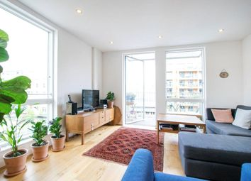 Thumbnail 3 bed flat for sale in Hertford Road, London