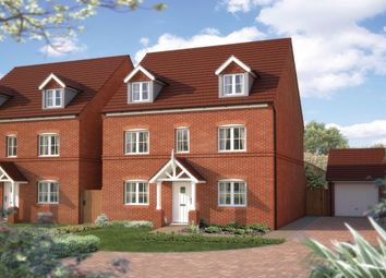 Thumbnail 5 bed detached house for sale in Tixall Road, Tixall, Stafford