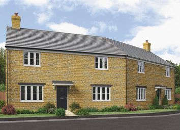 "Thumbnail 4 bedroom semi-detached house for sale in ""Norton"" at Collins Drive, Bloxham, Banbury"