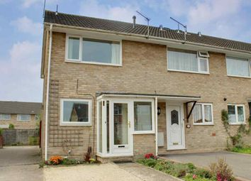 Thumbnail 2 bed end terrace house to rent in Hewitt Road, Hamworthy, Poole