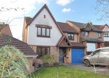 Thumbnail 4 bed detached house for sale in Lantern Close, Berkeley