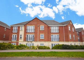 Thumbnail 2 bed flat for sale in Birkby Close, Leicester