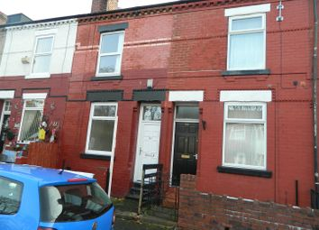 Thumbnail 2 bedroom terraced house to rent in Pinnington Road, Manchester