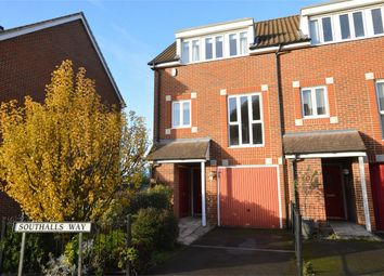 Thumbnail 3 bed end terrace house for sale in Southalls Way, Norwich, Norfolk