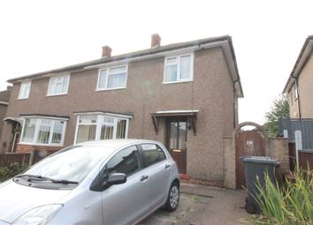 Thumbnail 3 bed semi-detached house for sale in Mapleton Avenue, Chaddesden, Derby
