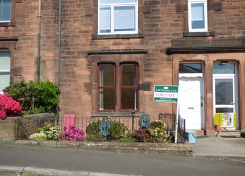 Thumbnail 2 bed flat for sale in Cardoness Street, Dumfries