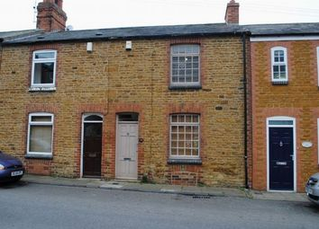 Thumbnail 2 bed terraced house for sale in Manor Road, Kingsthorpe Village, Northampton