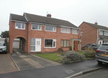 Thumbnail 4 bed semi-detached house for sale in Yearby Close, Acklam