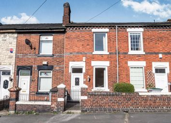 2 bed terraced house for sale in Alexandra Road, Normacot, Stoke-On-Trent ST3