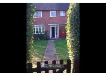 Thumbnail 3 bed terraced house to rent in Buckingham Road, Borehamwood