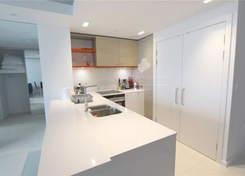 Thumbnail 1 bed flat for sale in Hoola Building, West Tower, Royal Victoria, London