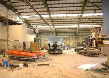 Thumbnail Industrial to let in Unit 9 Torr Hill Park, Kingsbridge