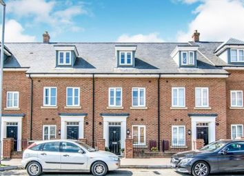 Thumbnail 4 bed terraced house for sale in Gold Furlong, Marston Moretaine, Bedford, Bedfordshire