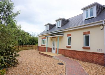 Thumbnail 3 bed detached house to rent in Wareham Road, Lytchett Matravers
