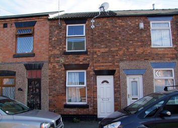 Thumbnail 2 bedroom terraced house for sale in Nelson Street, Burton-On-Trent