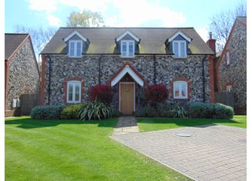 Thumbnail 4 bed detached house for sale in The Old Orchard, Great Kingshill