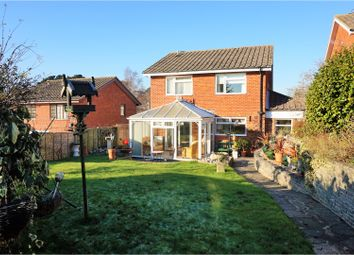 Thumbnail 4 bedroom detached house for sale in Pitchpond Road, Warsash