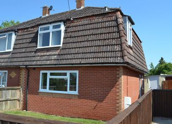 Thumbnail 3 bed semi-detached house to rent in Kingston Close, Street