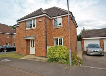 Thumbnail 4 bed detached house for sale in Thales Drive, Arnold, Nottingham
