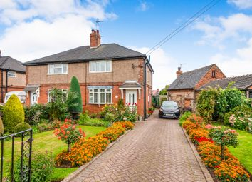 Thumbnail 3 bed semi-detached house for sale in Uttoxeter Road, Alton, Stoke-On-Trent