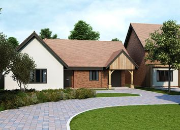 Thumbnail 3 bed bungalow for sale in Greengate, Swanton Morley, Dereham, Norfolk.