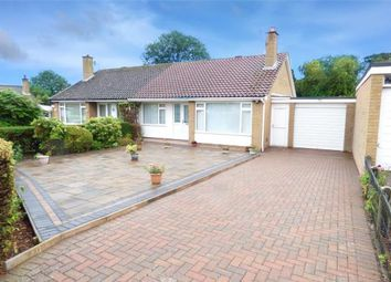 Thumbnail 2 bed semi-detached bungalow for sale in Lowry Hill Road, Carlisle, Cumbria