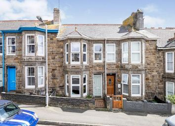 Thumbnail 3 bed terraced house for sale in Penzance, Cornwall, .