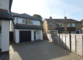 Thumbnail 3 bed detached house to rent in Park Hall Road, Walsall