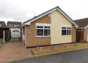 Thumbnail 2 bed detached bungalow for sale in Huntingdon Drive, Castle Donington, Derby