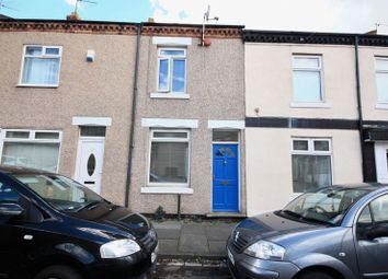 Thumbnail 2 bed terraced house for sale in Selbourne Terrace, Darlington