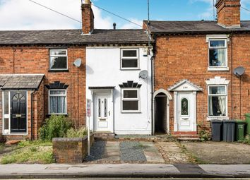 Thumbnail 2 bed terraced house for sale in Chester Road North, Kidderminster