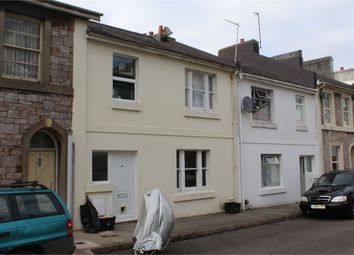 Thumbnail 3 bed terraced house for sale in Pennsylvania Road, Torquay, Devon