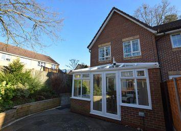 3 bed end terrace house for sale in Silver Birch Way, Farnborough GU14