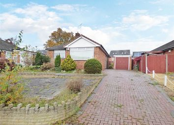 Thumbnail 2 bed detached bungalow for sale in Rope Bank Avenue, Wistaston, Crewe