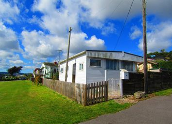 Thumbnail 2 bedroom mobile/park home for sale in Meadow View - Ware Farm, Bishopsteignton, Teignmouth