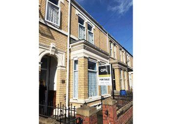 Thumbnail 4 bed terraced house for sale in Glencoe Street, Hull