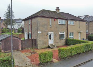 Thumbnail 3 bed semi-detached house for sale in Killoch Drive, Barrhead