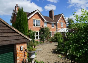 Thumbnail 4 bed detached house for sale in Bosbury, Ledbury