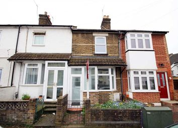 Thumbnail 2 bed terraced house for sale in Capel Road, Oxhey Village WD19.