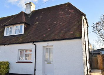 Thumbnail 2 bed property to rent in St. Marys Road, Swanley