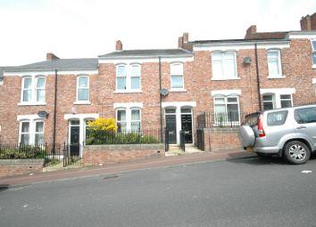 Thumbnail 2 bed flat for sale in Hyde Park Street, Bensham, Gateshead