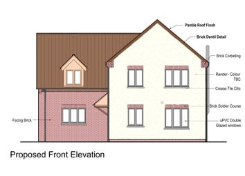 Thumbnail 5 bed detached house for sale in Blandford Avenue, Kettering