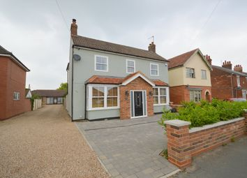 Thumbnail 4 bed detached house for sale in London Road, Copford, Colchester