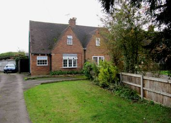 Thumbnail 3 bed semi-detached house to rent in Chequers Orchard, Iver, Buckinghamshire