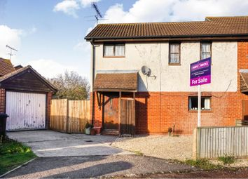 Thumbnail 3 bed end terrace house for sale in Magdalen Court, Didcot